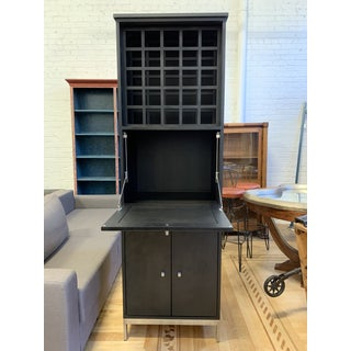 Room & Board Linear Collection Custom Bar Cabinet Preview