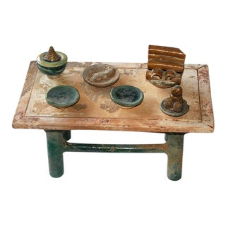 15th - 16th Century Ming Dynasty Funeral Table For Sale