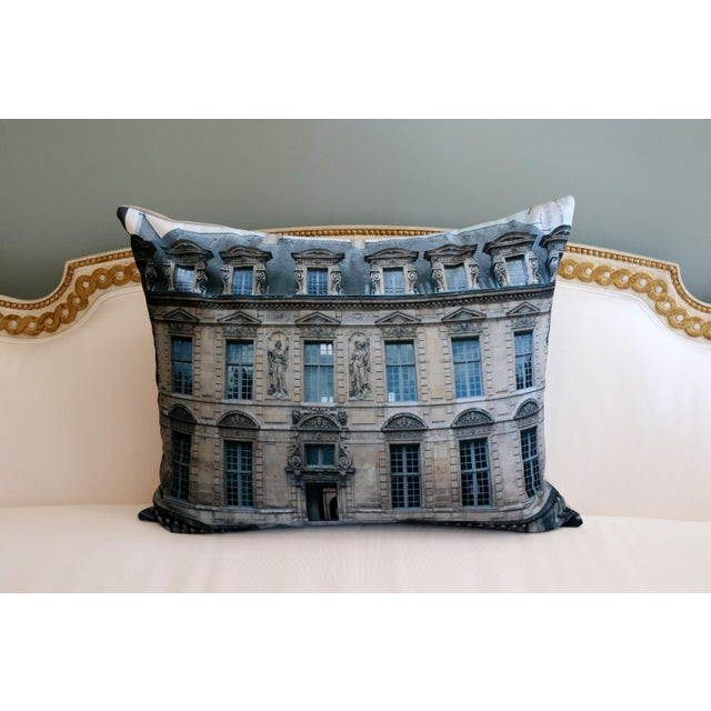 French Hotel De Sully Photo Pillow For Sale - Image 3 of 9