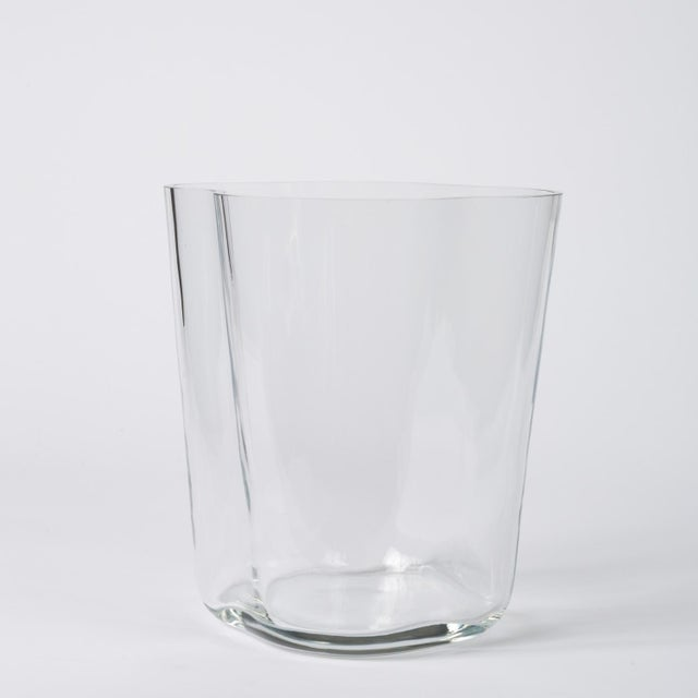 Iittala Tall Vase by Alvar Aalto for Iittala For Sale - Image 4 of 10