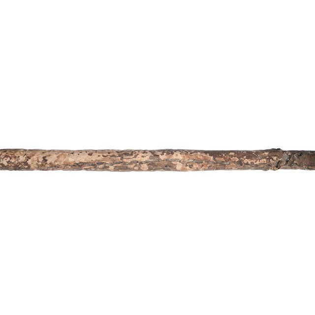 19th Century Native Tomahawk With Red Stone Head - Image 4 of 9