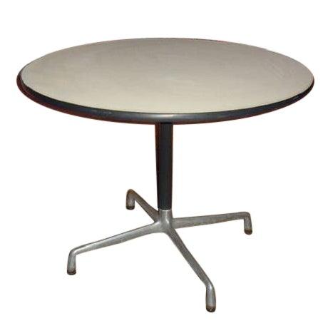 Original Vintage Eames Round Table - Image 1 of 3