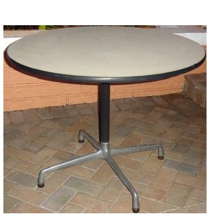 Original Vintage Eames Round Table