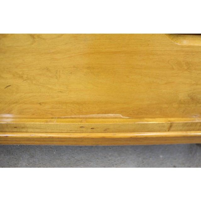 Mid-Century Modern Edmond Spence Tall Chest Dresser For Sale - Image 12 of 13