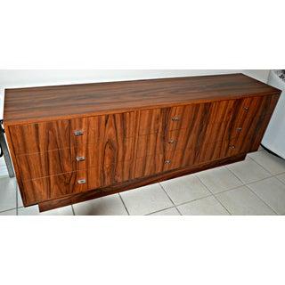 Vintage Mid-Century 9-Drawer Standard Dresser, 1970s Preview