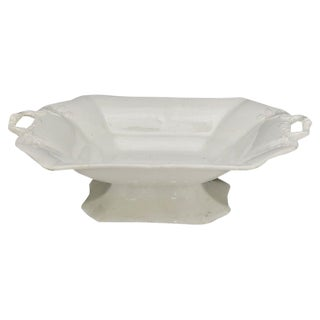 Antique Wedgwood Creamware Bowl - C. 1850 For Sale