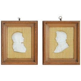 Image of Portraiture Sculptural Wall Objects