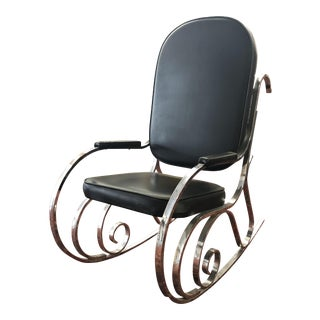 Jimmy Durante's Art Deco Chair For Sale