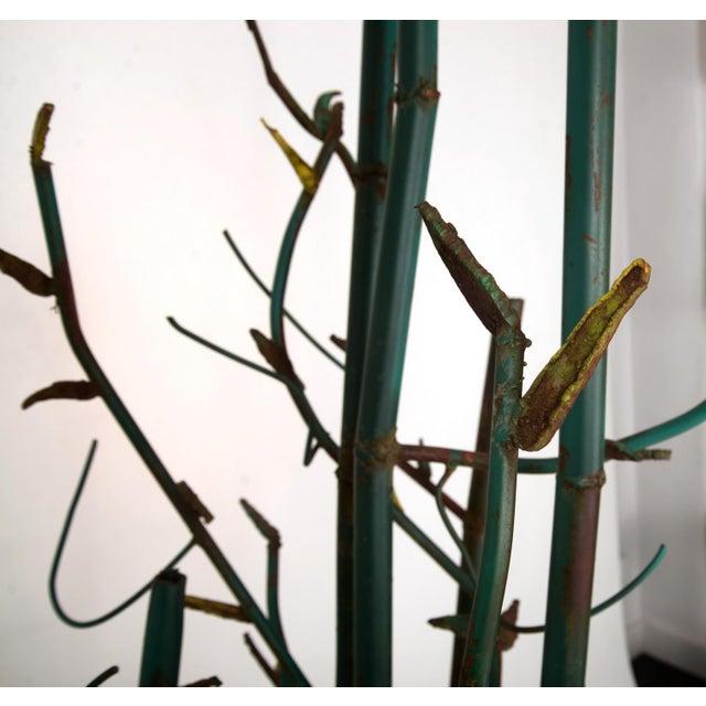 Steel Bamboo Sculpture - Image 4 of 5