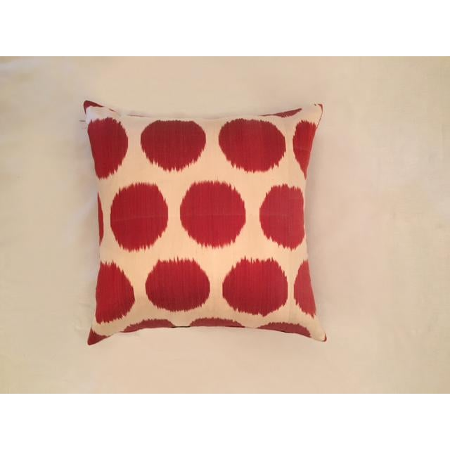 Contemporary Double Sided Pillow For Sale - Image 4 of 5