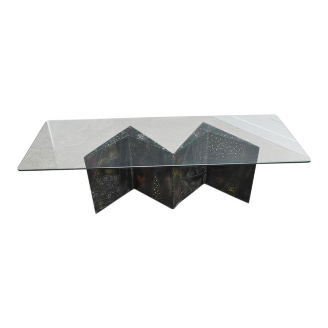 Paul Evans Zig Zag Coffee Table - Image 1 of 6