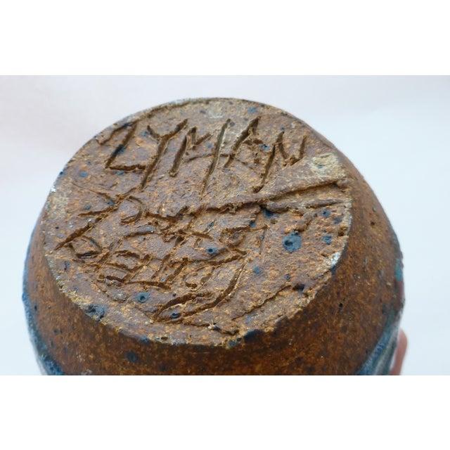 Lyman California Studio Pottery Vase For Sale - Image 10 of 11