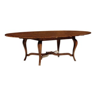 Scarborough House Removable Oval Dining Table For Sale
