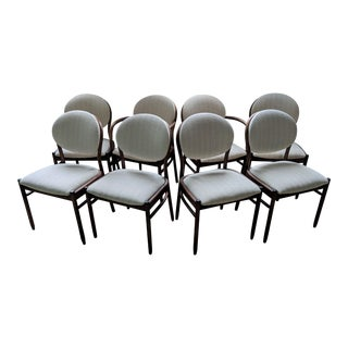 Thonet Bentwood Dining Chairs – Set of 8