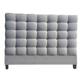 Image of Linen Headboards