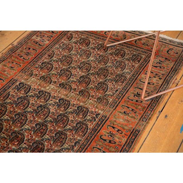 """Vintage Doroksh Rug - 3'1"""" x 5'1"""" For Sale - Image 9 of 12"""