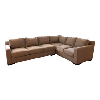 Kravet Sofa Sectional For Sale