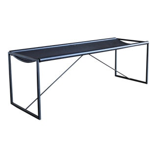 1980s Vintage Maurizio Peregalli for Zeus, Italy Modernist Bench For Sale