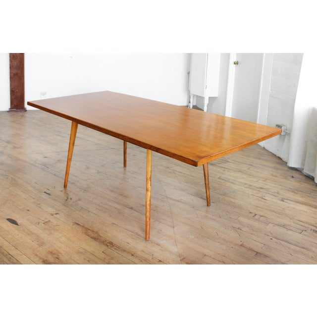 Handbuilt Early Modernist Dining Table - Image 2 of 10