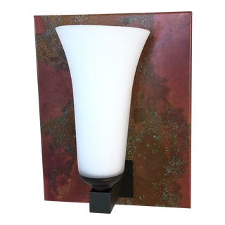 Hubbardton Forge Reflections 1-Light Sconce Wall Light For Sale