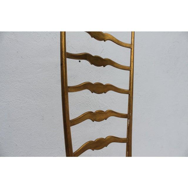 Italian Chiavari Accent Chair For Sale - Image 10 of 11