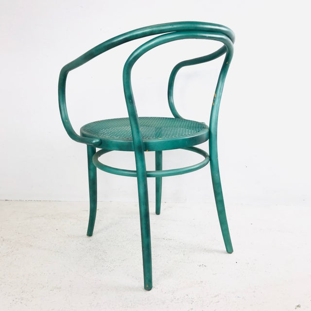 Set of 8 Thonet Bentwood Dining Chairs For Sale In Dallas - Image 6 of 10
