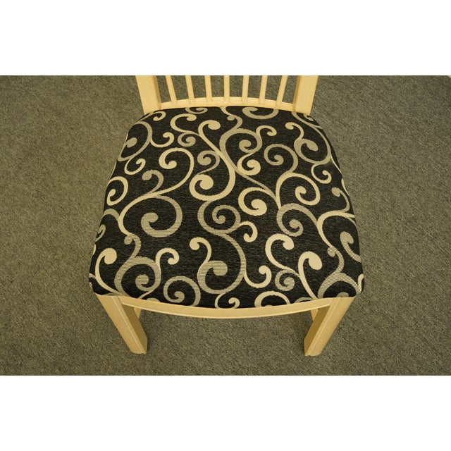 Thomasville Thomasville Furniture Windrift Collection Dining Side Chair For Sale - Image 4 of 10