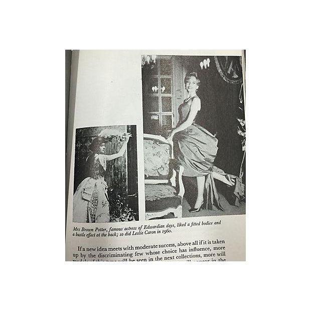 Fashion A Picture Guide Vintage 1962 Book By Garland