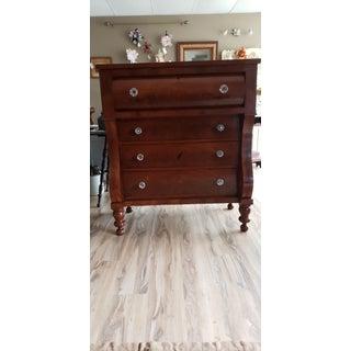 1850 Victorian Era American Empire Style Dresser Preview