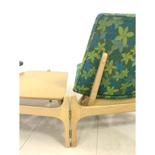 Green John Caldwell Brown Saltman Seating Arrangement For Sale - Image 8 of 8