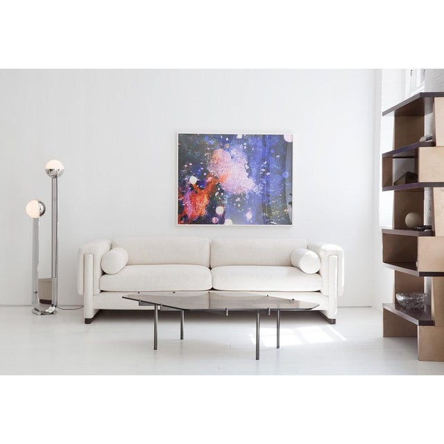 """By Egg Collective Starting Price: $12,450 for the 84"""" length COM Specifications: 29"""" h x 44.5"""" d x 84""""/96""""/102"""" lengths w/..."""