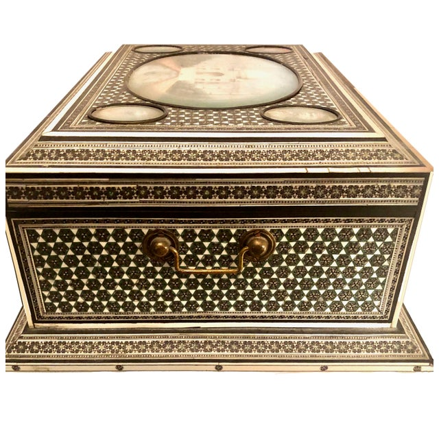 Late 19th Century Middle Eastern Box For Sale - Image 10 of 13