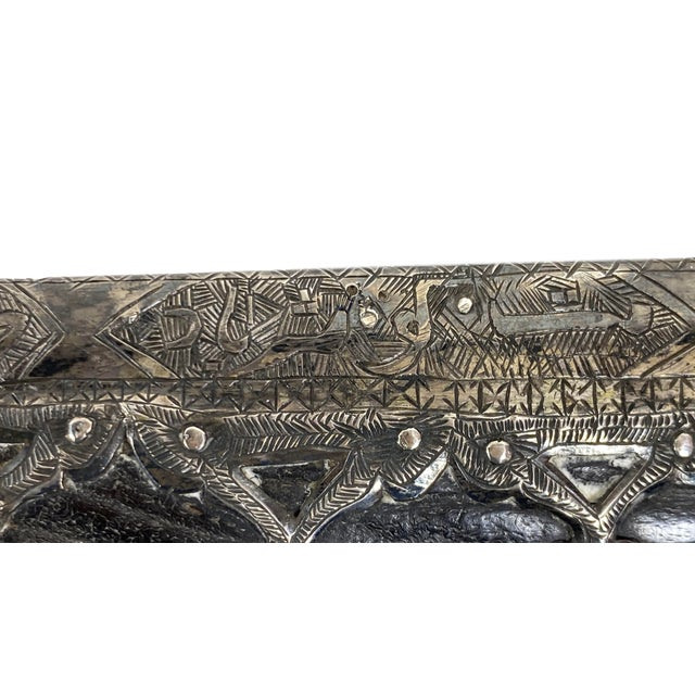 Silver Mid 18th Century Coco De Mer Embellished and Mounted With Silver For Sale - Image 8 of 10