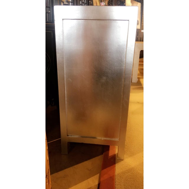 Modern Silver Dresser - Image 3 of 6