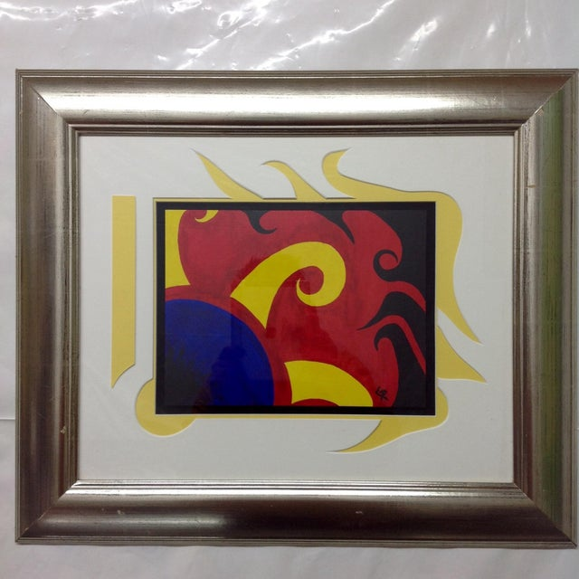 Brilliant Abstract Multi Media Construction - Image 2 of 5