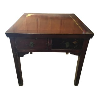 20th Century Chinese Game Table For Sale