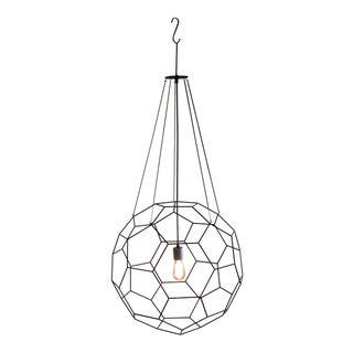 Truncated Icosahedron Pendant For Sale