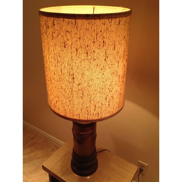 1970s Ceramic Eagle Table Lamp - Image 6 of 8