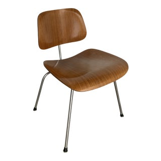 1960s Vintage Herman Miller Eames Dcm Chair For Sale