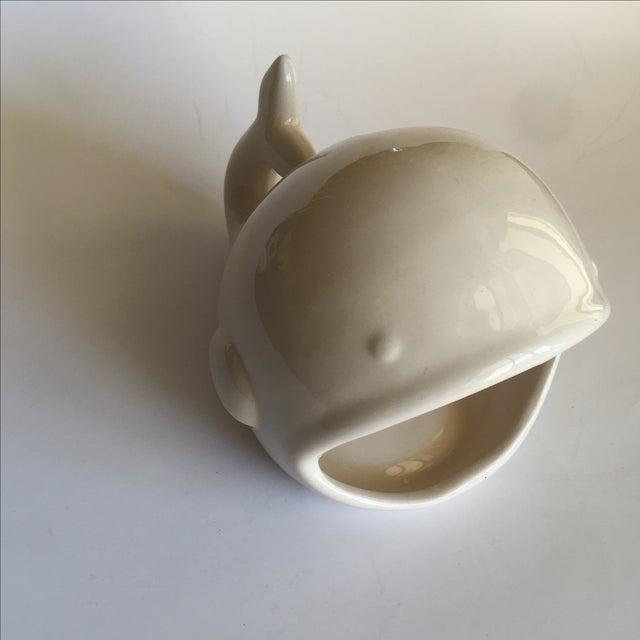Ceramic Whale Sponge Holder - Image 10 of 11