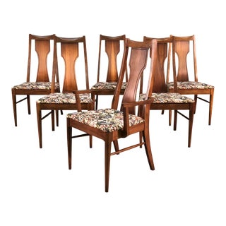 Mid-Century Modern Dining Chairs by Consolidated Furniture - Set of 6