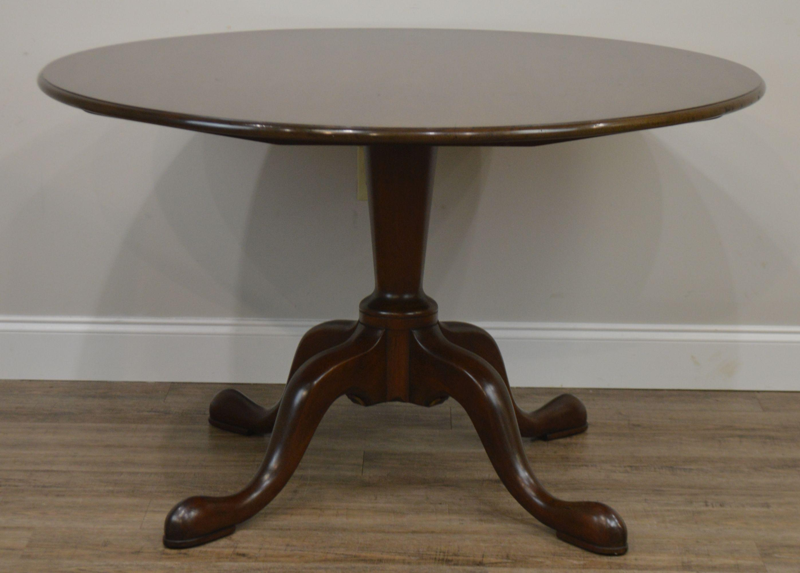 50 Round Dining Table With Leaf