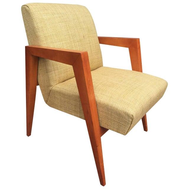 T.H. Robsjohn-Gibbings Attributed Armchair For Sale