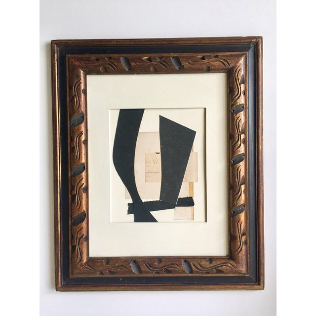 Abstract Collage by Kimberly Moore For Sale - Image 4 of 4