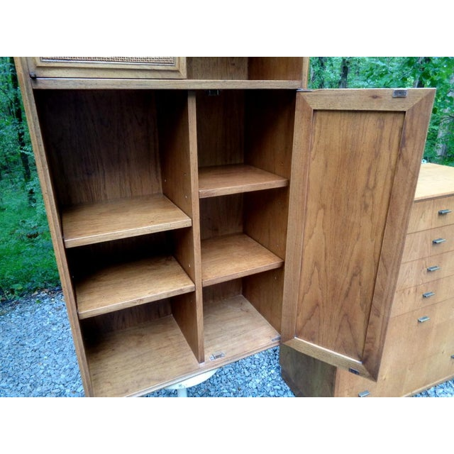 Jack Cartwright for Founders Wall Cabinet For Sale - Image 9 of 13