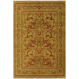 1950's Persian Karri Rust Hand-Knotted Rug -10'0 X 13'8 For Sale
