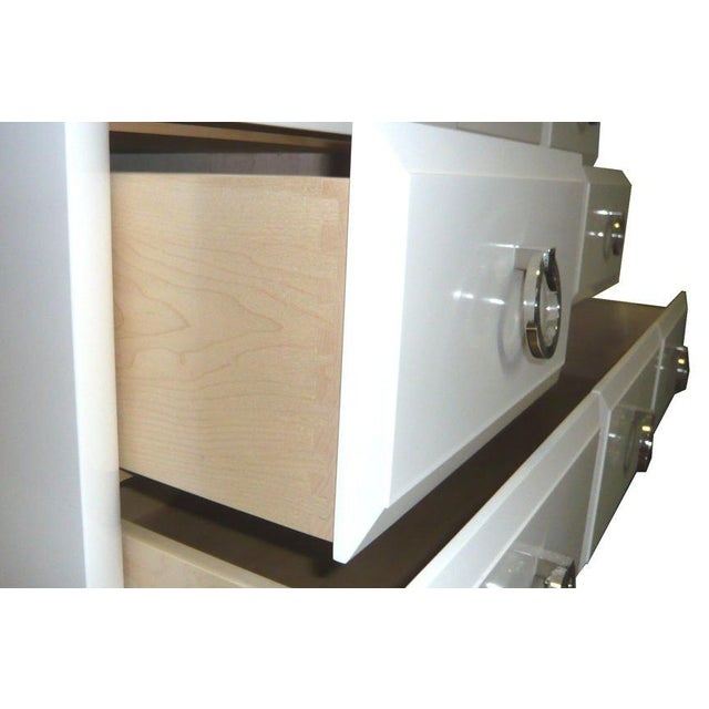Customizable Artem Lacquered Dresser For Sale In New York - Image 6 of 8