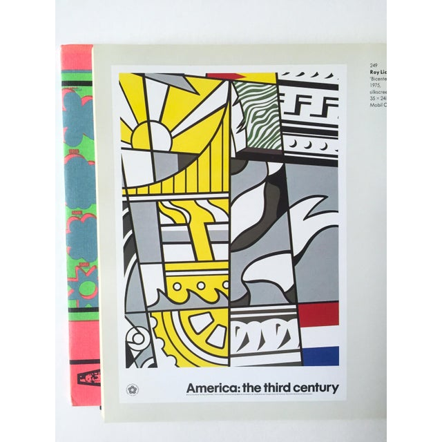 "Abstract Expressionism 1st Edition 1975 "" Images of an Era : The American Poster 1945 - 75 "" Rare Collector's Art Book For Sale - Image 3 of 11"
