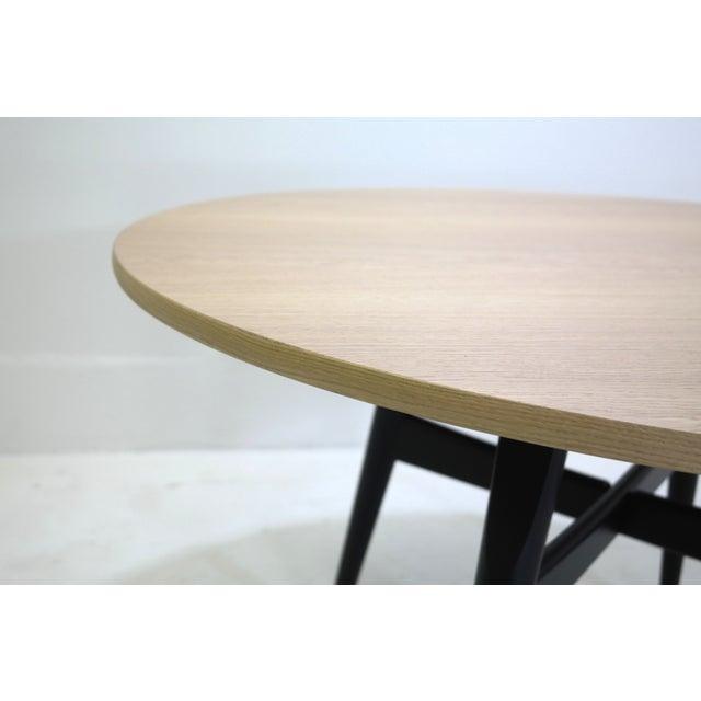 Hans Wegner Mid-Century Modern Dining Table GE-526 - Image 5 of 7