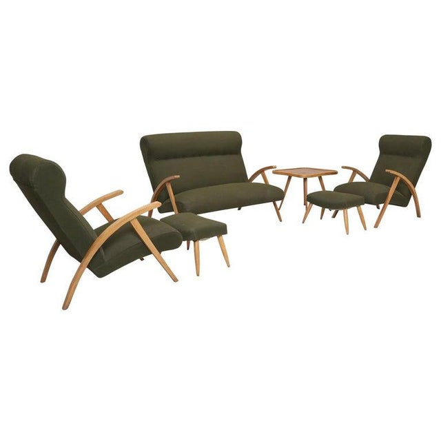 Italian Mid-Century Modern Complete Suite For Sale - Image 13 of 13